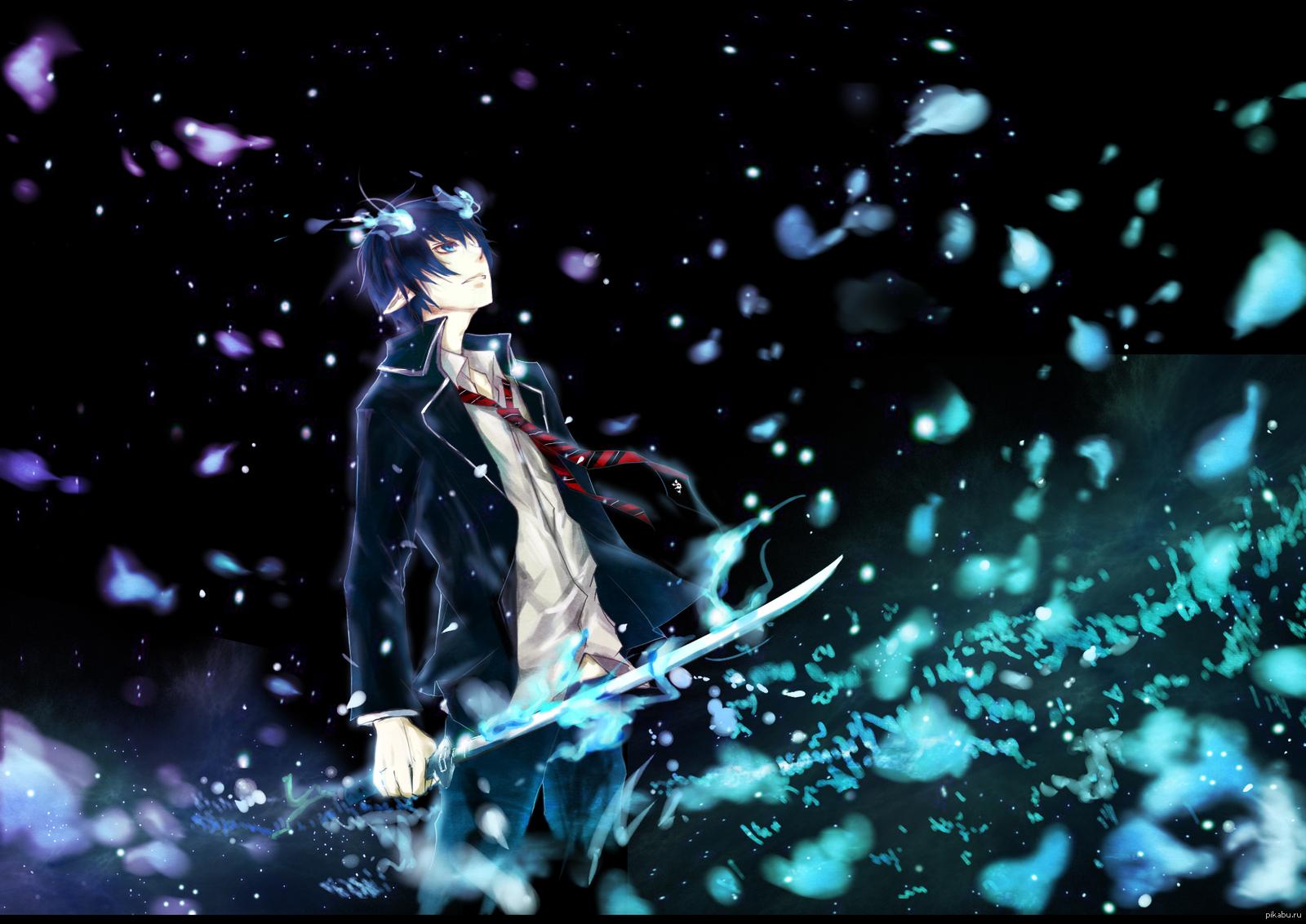 Blue Exorcist 青の 祓魔師 エクソシスト Ao no Ekusoshisuto connu également sous le nom Ao no Exorcist est un shōnen manga écrit et