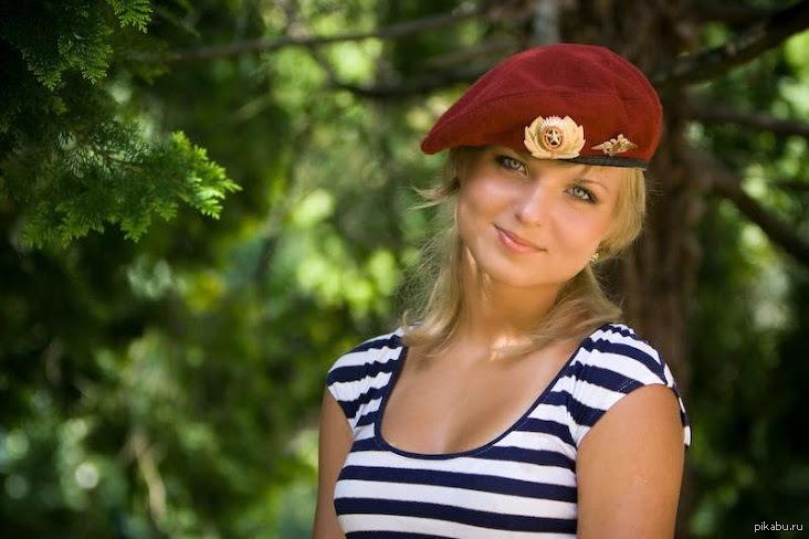 Картинки девушки с надписями русская