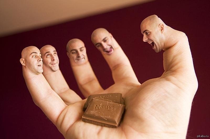 Картинка мужские руки смешные