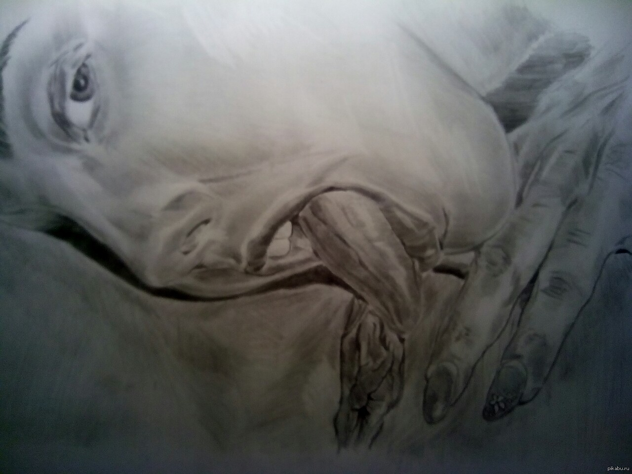 Секс рисунком
