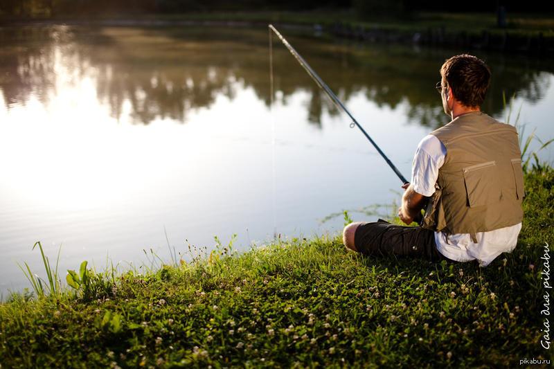 Рыбная ловля - картинка