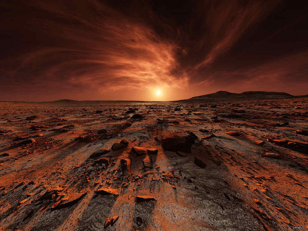 mars landscape images - HD1024×768