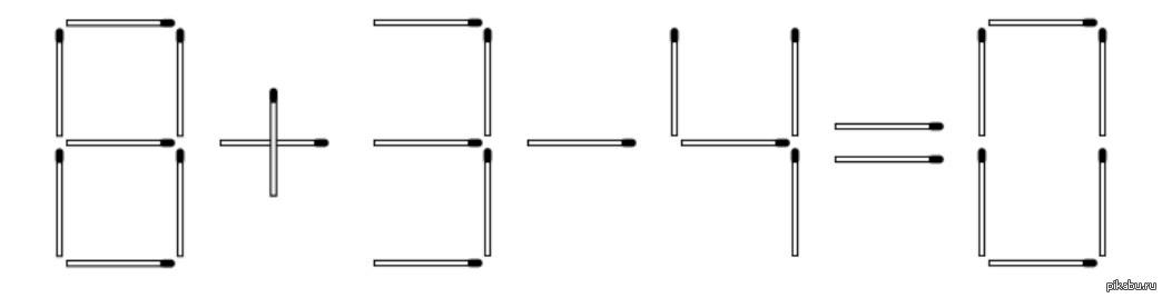 Решение задач со спичками с римскими цифрами примеры решения задач теории игр
