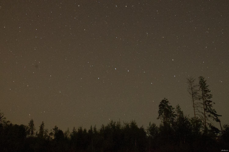 того, ночное небо реальное фото находится полностью