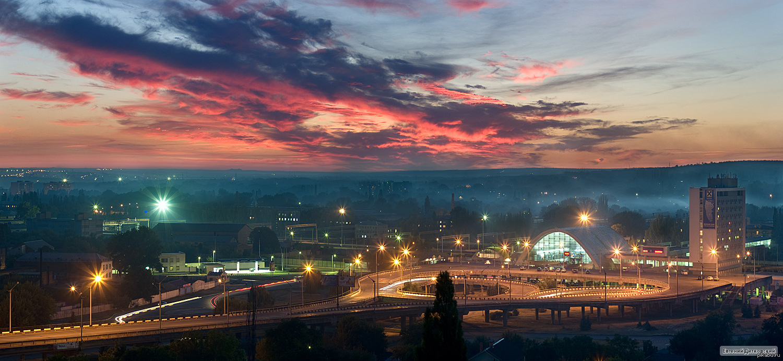 Самые красивые фото луганска