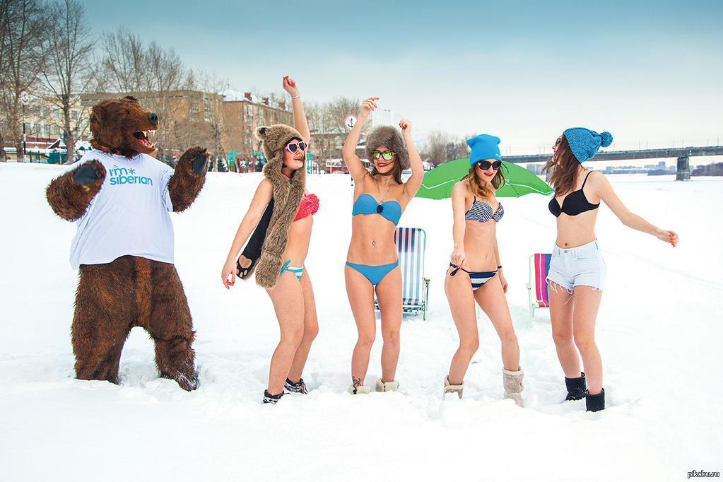 Фото голых девушек в омске боле