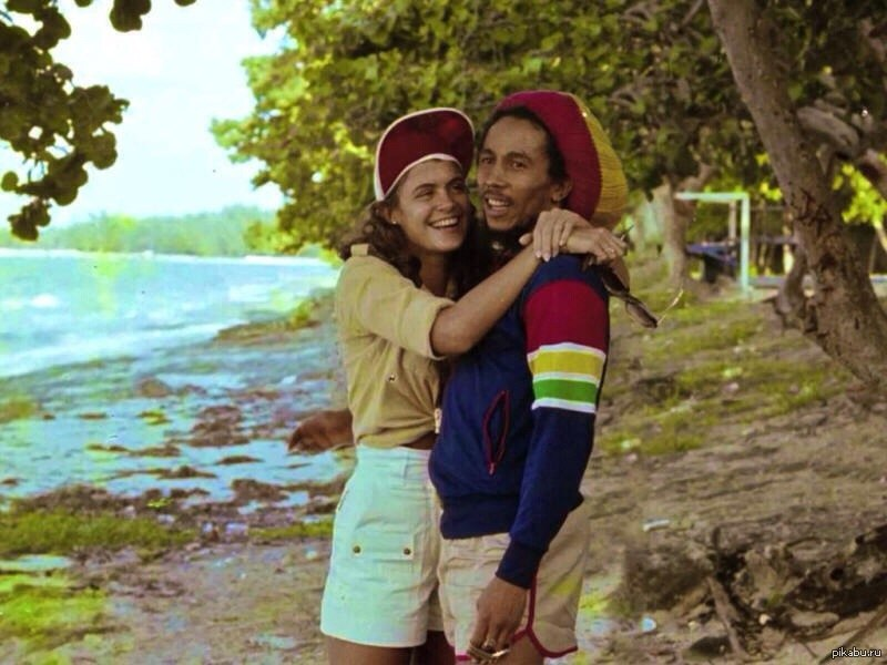 damian marley mother - 900×662