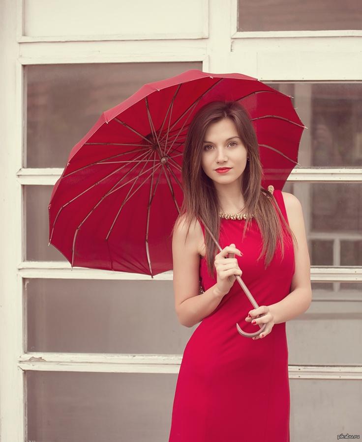 Девушка в красном дай нам фото 474-863