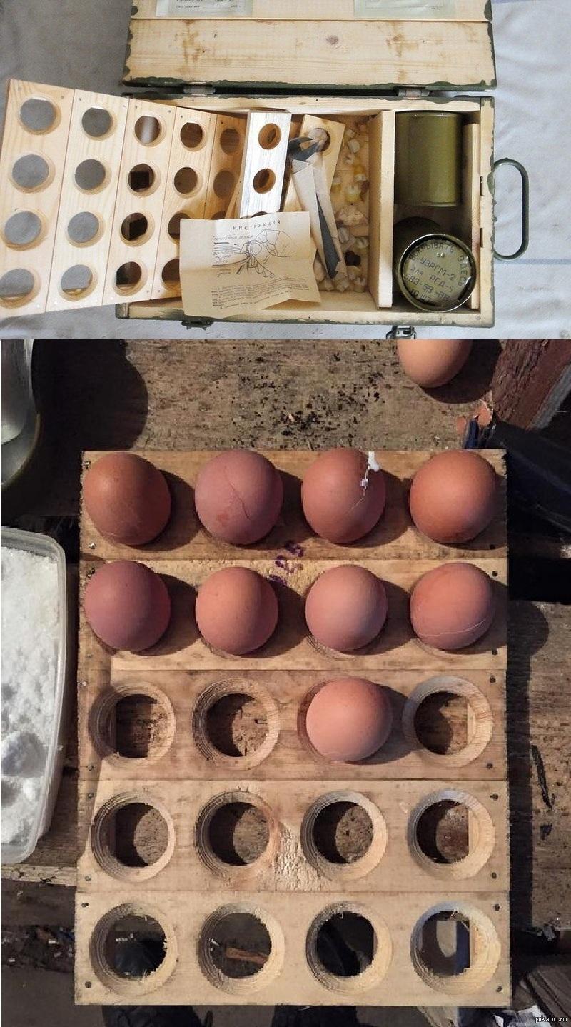 Демотиваторы по яйцами