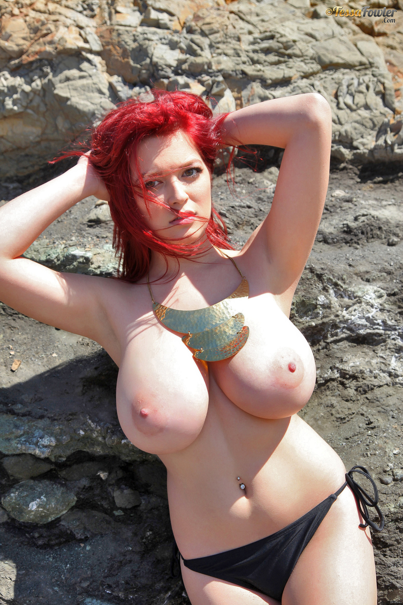 Рыжие сиськи фото — pic 6