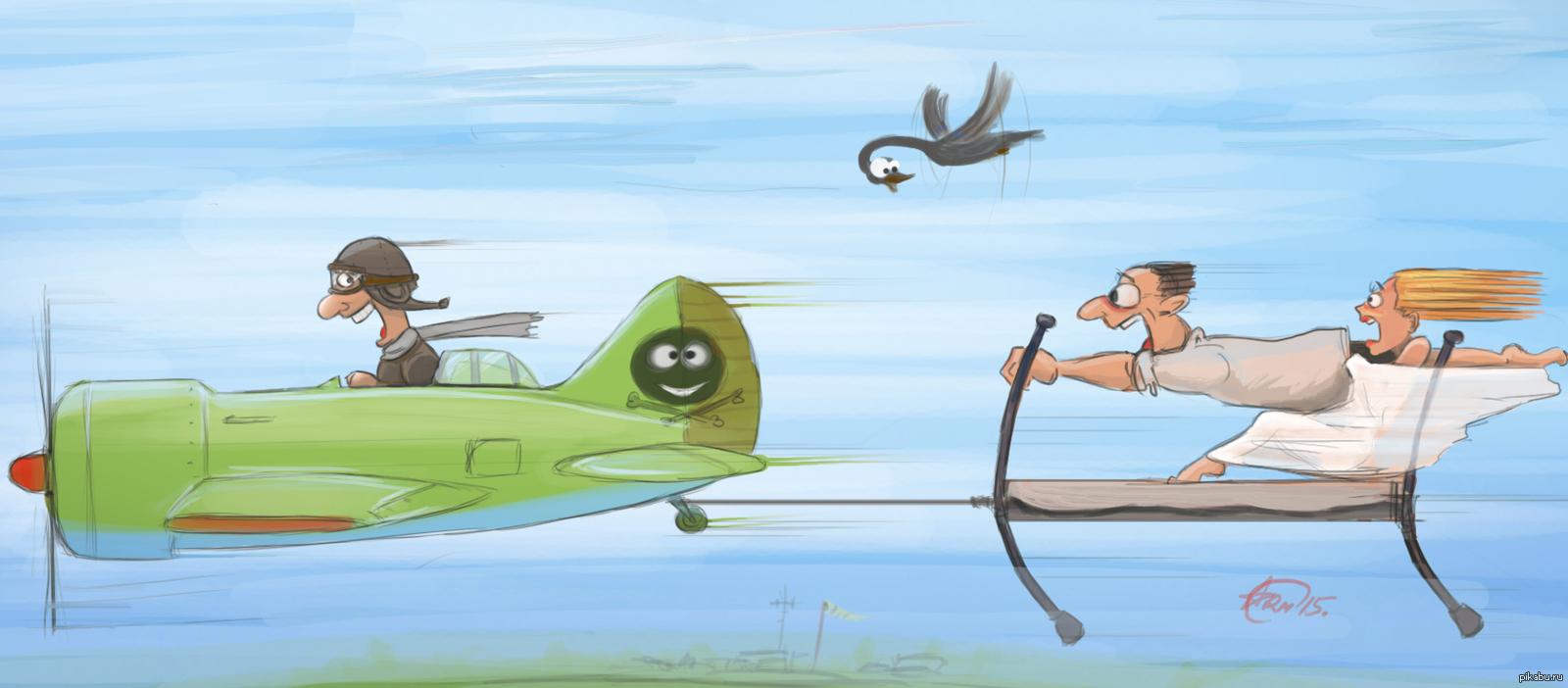смешной самолетик картинка превратила себя ходячую