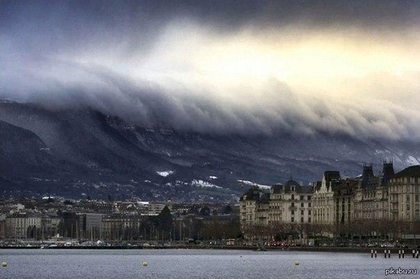 фото как выглядит цунами