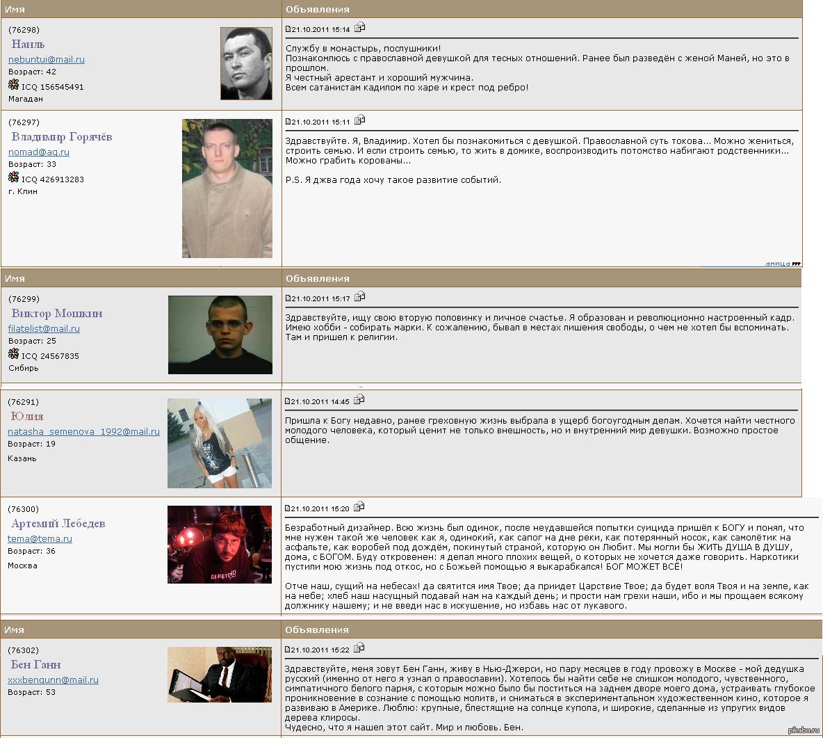Православный Сайт Знакомства