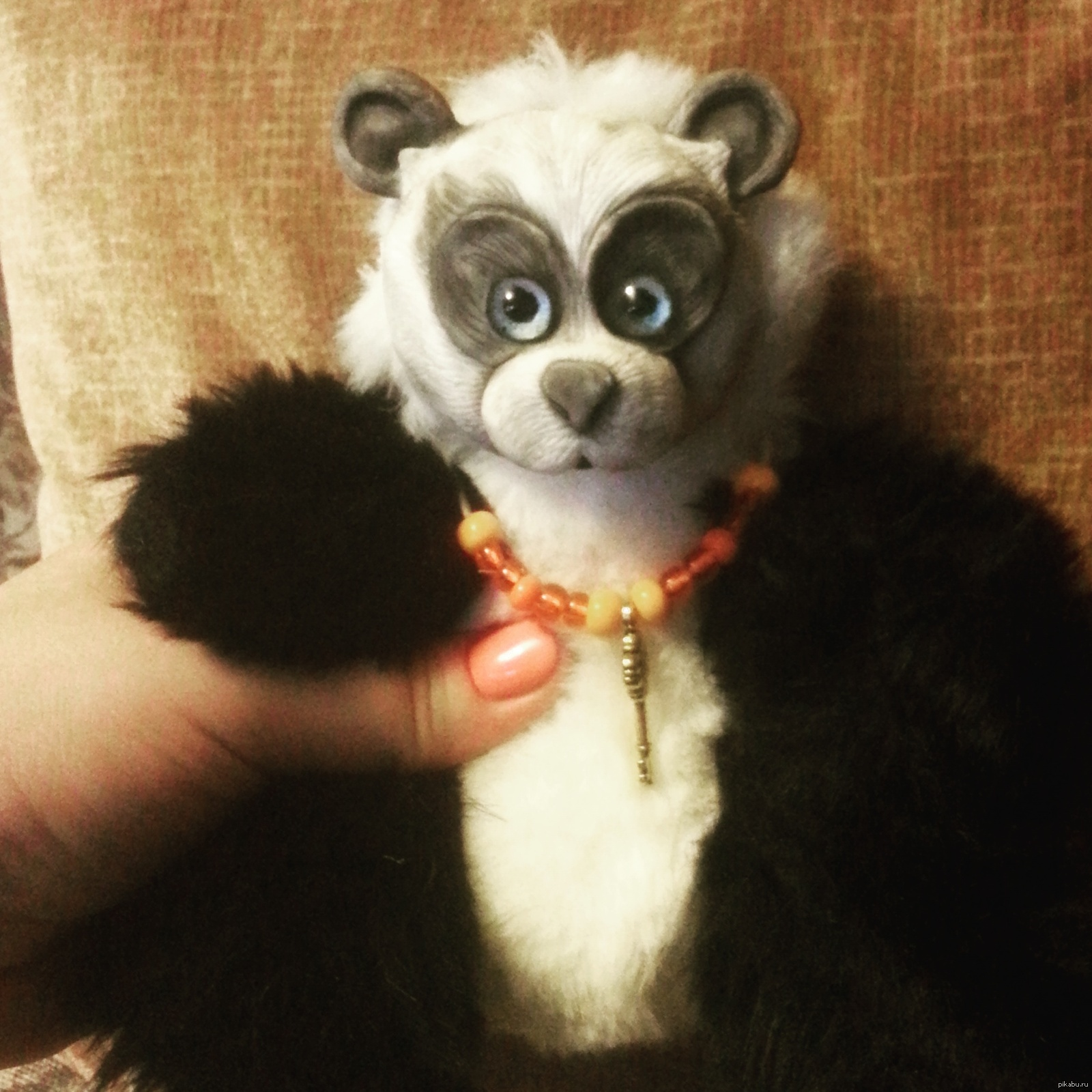 Идите нахуй я панда