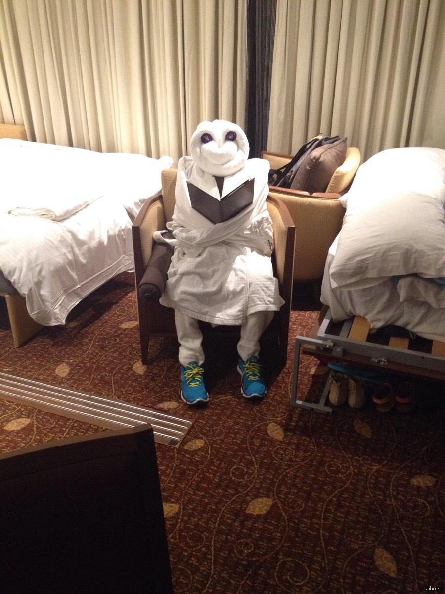 Смешные картинки для гостинице, тиснением мокап