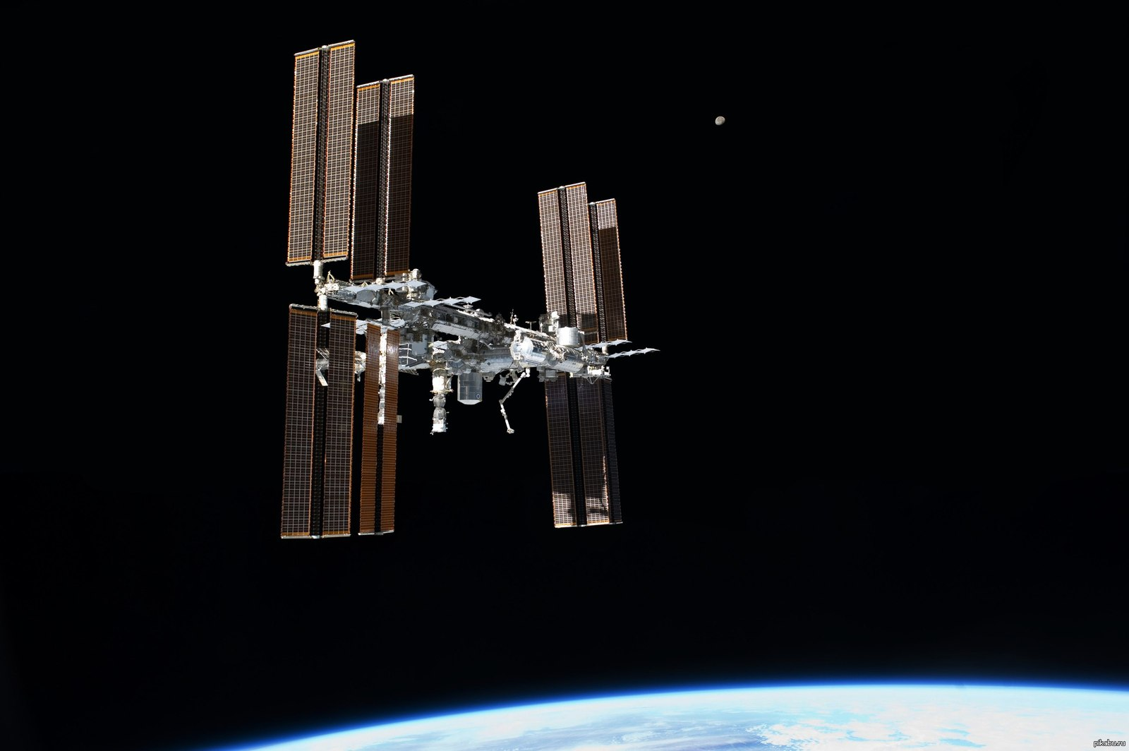 us space station - HD2048×1363