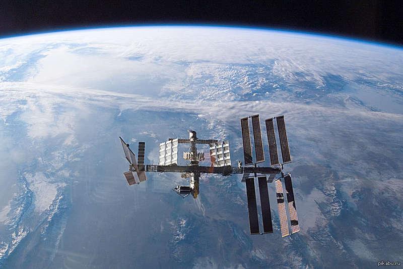 Секс на международной космической станции