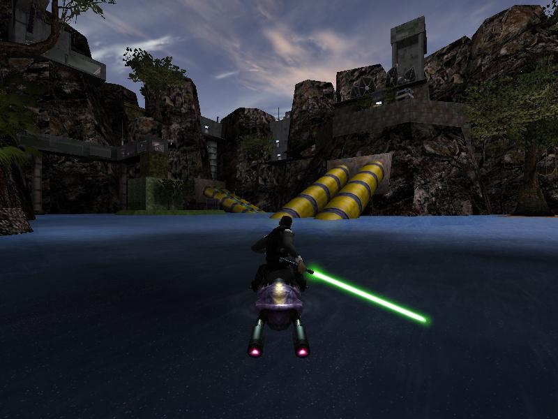 скачать моды на Star Wars Escape Yavin 4 - фото 4