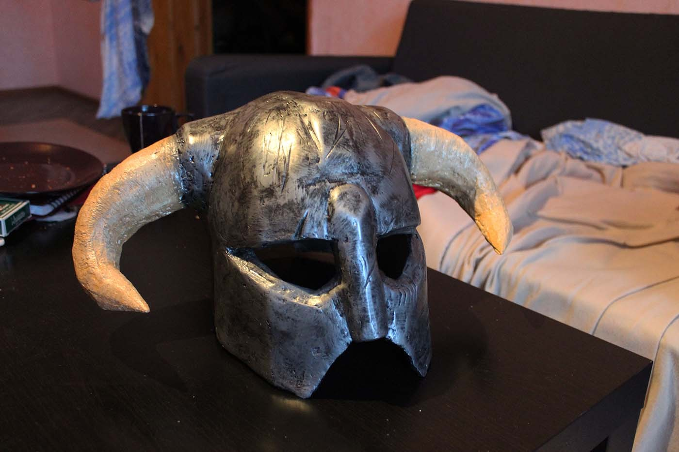 Шлем железный своими руками