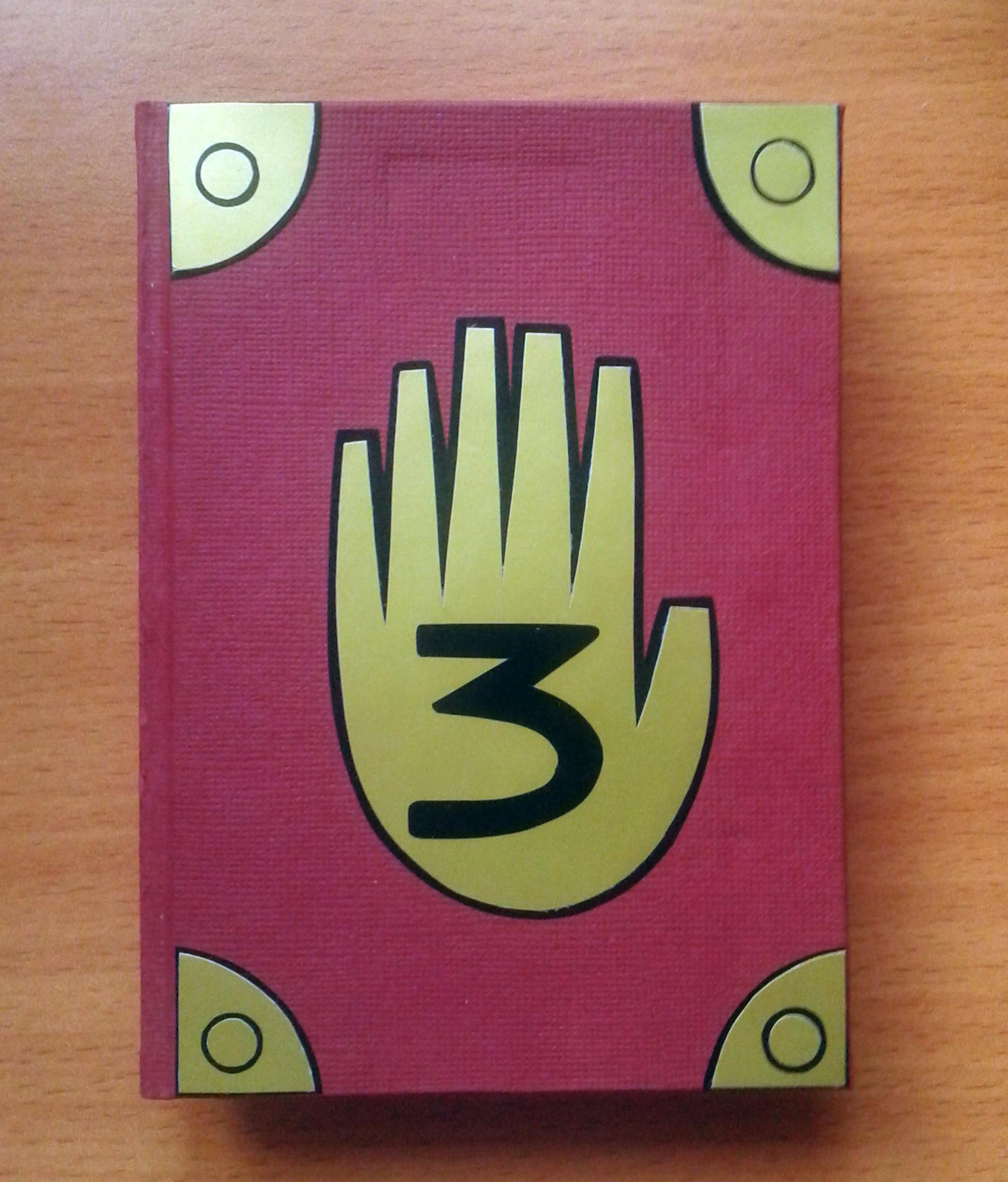 Как сделать свой дневник 674