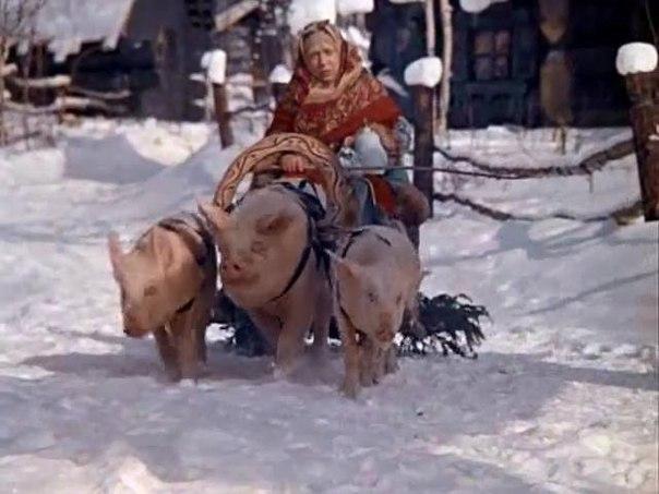 морозко картинки из фильма