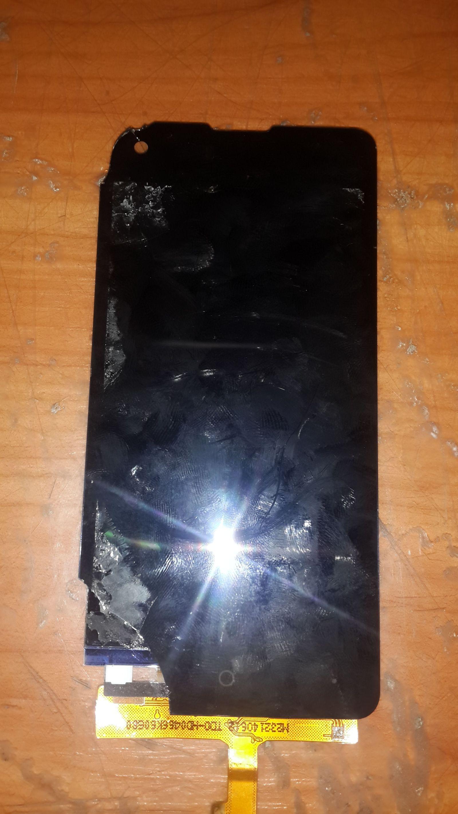 Как поменять дисплей телефона своими руками фото 920