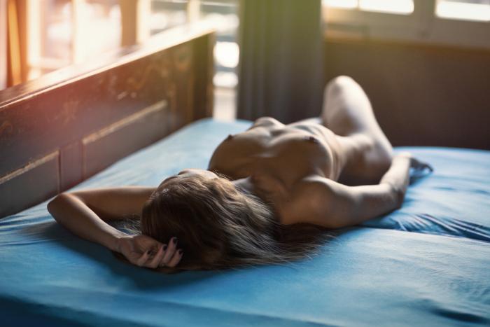 Эротика утро постель #1
