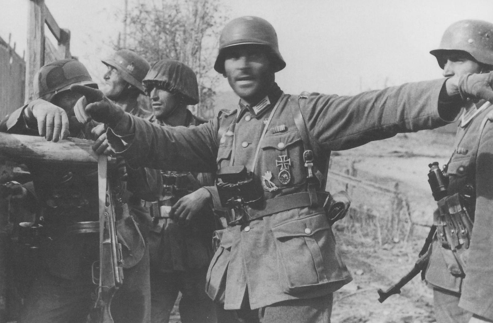 фото офицеры вермахта