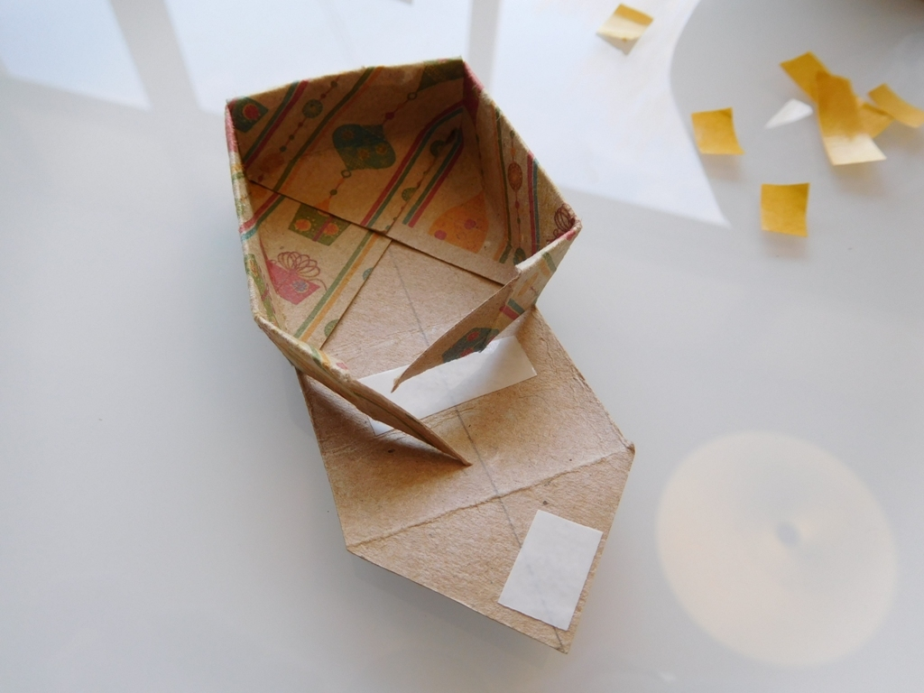 Коробочка для подарка своими руками мастер-класс