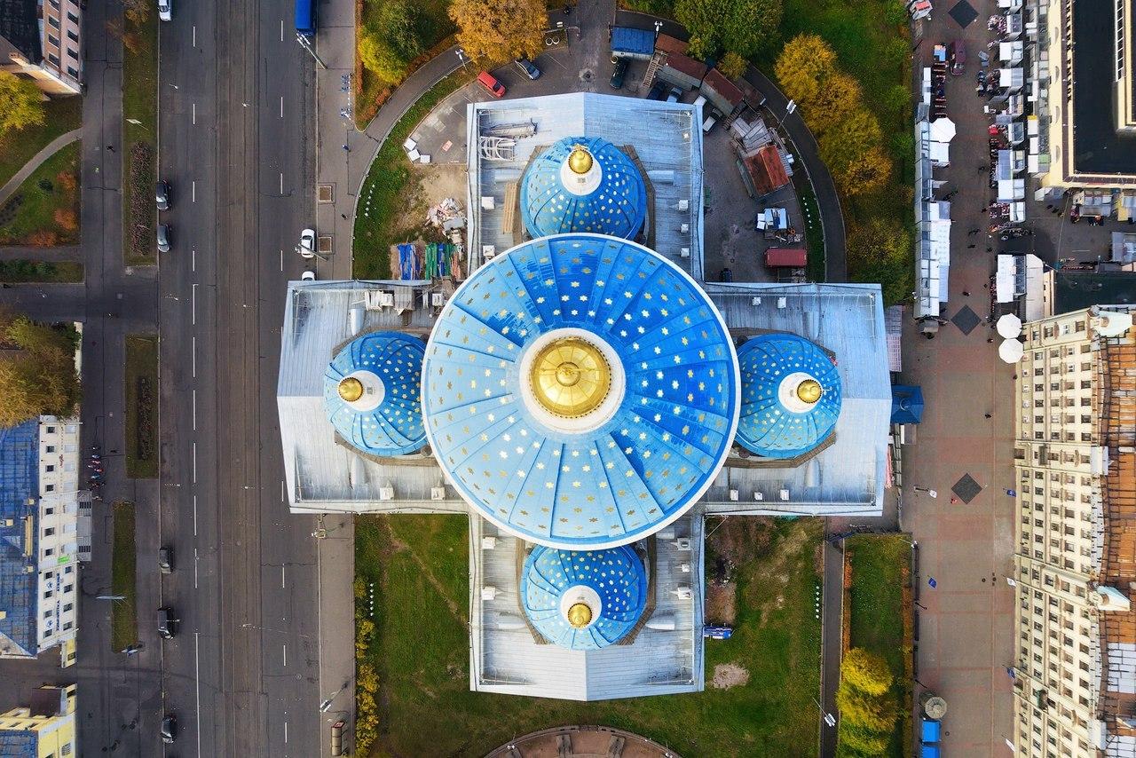 фото соборы питера