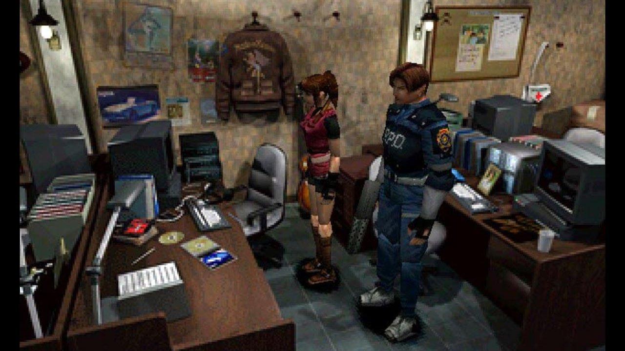 резидент игра видео