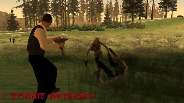скачать игру Zombie Andreas - фото 5